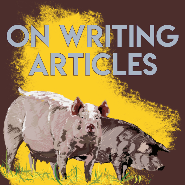On Writing Articles