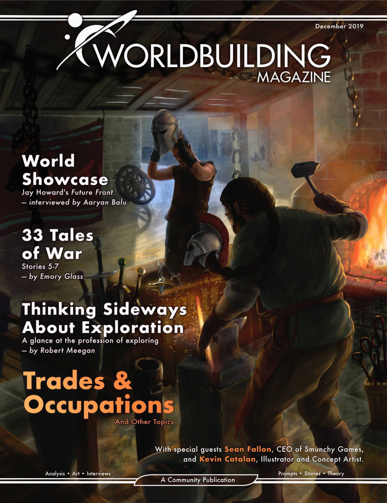 Trades & Occupations Cover