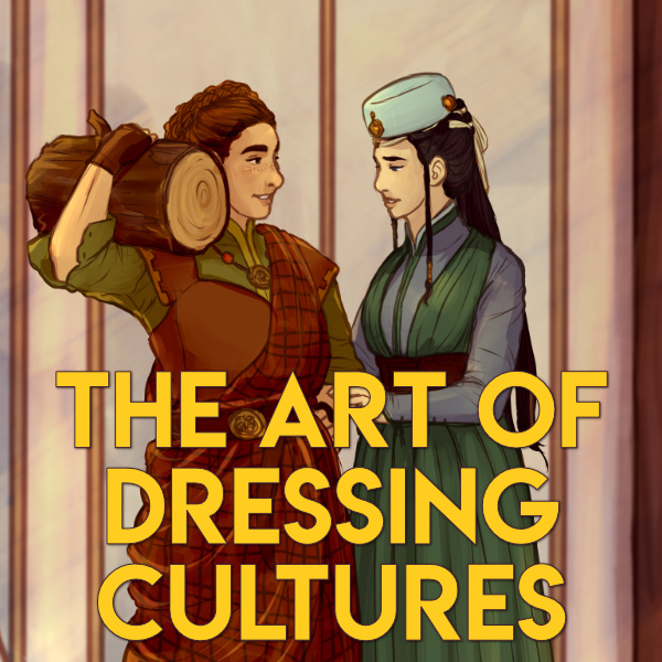 The Art of Dressing Cultures