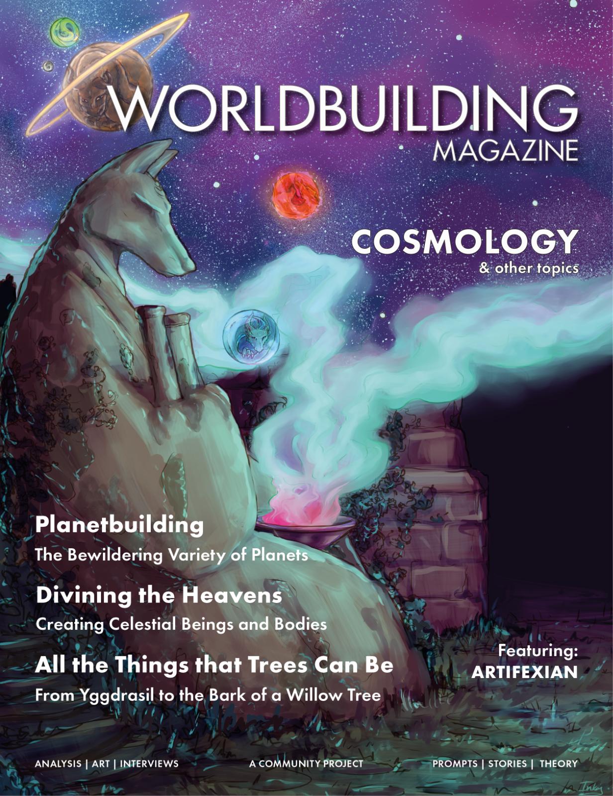 Worldbuilding Magazine Volume 5, Issue 2: Cosmology